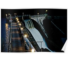 Black Canyon Spillway Poster