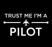 Trust Me I'm A Pilot by Fardan Munshi