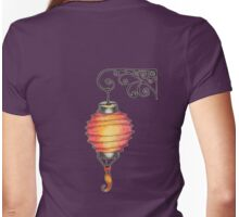 Paper Lantern 1 Womens Fitted T-Shirt