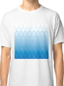 Blue Dragon Scales Classic T-Shirt
