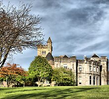 Airthrey Castle by evisonphoto