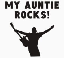 My Auntie Rocks One Piece - Long Sleeve