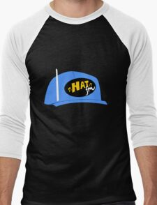 Hat FM Men's Baseball ¾ T-Shirt