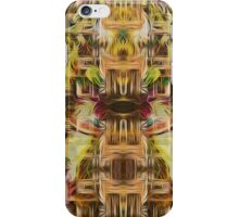 The Abstract Tower iPhone Case/Skin