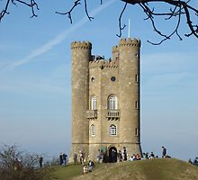 Broadway Tower by Rod Craig