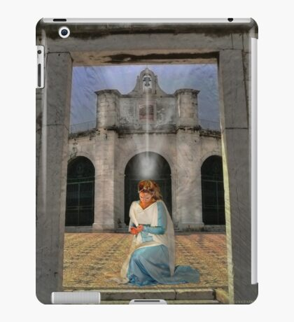 The Light of a Woman iPad Case/Skin