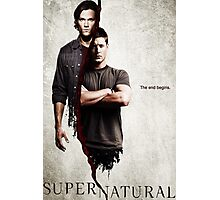 Supernatural Poster Photographic Print