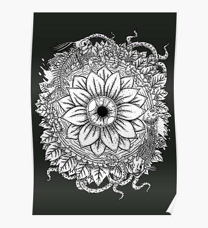 Malignant Bloom Poster