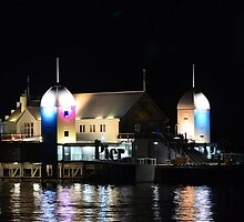 Smorgeys by Night - Geelong by bekyimage