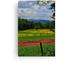 Tennessee Valley  Canvas Print