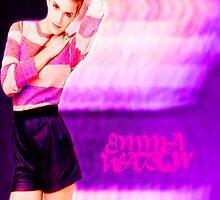 Emma Watson Poster by SonOfPoseidon