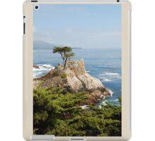 Lone Cypress iPad Case/Skin