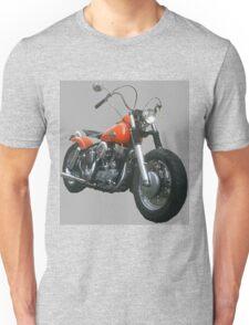 Red Pan Bobber Unisex T-Shirt