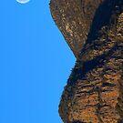Moon Set by thruHislens .