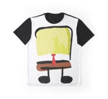 Spongebob Squarepants - Minimal Graphic T-Shirt