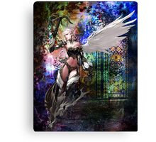 KEEPER OF THE GATE Canvas Print