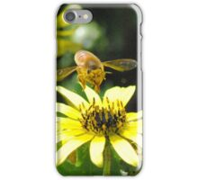 Bee on a Mission iPhone Case/Skin