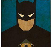 Batman hero by cardoso2pac