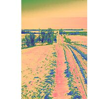 Candy Land Photographic Print