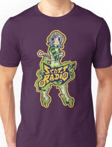 Scott Radio!! - Ramona Aqua T-Shirt