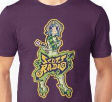 Scott Radio!! - Ramona Aqua Unisex T-Shirt