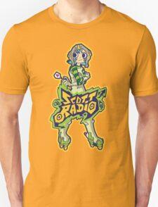 Scott Radio!! - Ramona Aqua T-Shirt