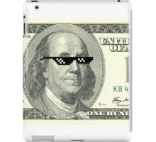 Benny Franklin iPad Case/Skin