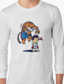 Tiger! Long Sleeve T-Shirt