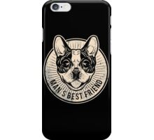 Frenchie iPhone Case/Skin