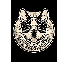 Frenchie Photographic Print