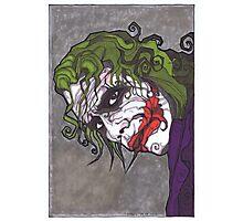 The Joker, The Dark Knight #1 Photographic Print