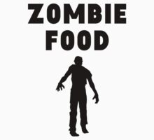 Zombie Food One Piece - Short Sleeve