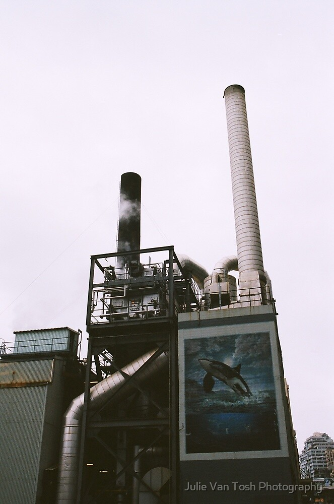 Seattle Steam Company by Julie Van Tosh Photography