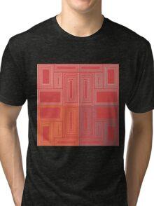 Kinetic Sculpture Tri-blend T-Shirt