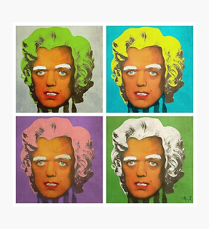 Oompa Loompa set of 4 Photographic Print