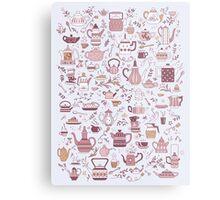 Teapots #1 Metal Print