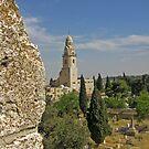 The Look Through the Walls of Jerusalem by Nira Dabush