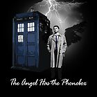 The Angel Has the Phonebox by CMDebauchery