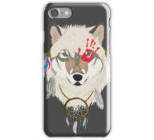 Spirited Wolf iPhone Case/Skin