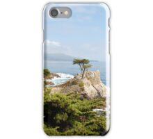 Lone Cypress, California iPhone Case/Skin