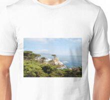 Lone Cypress, California Unisex T-Shirt