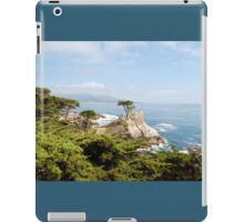 Lone Cypress, California iPad Case/Skin