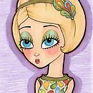 """Mod Blonde"" by lexilou37"