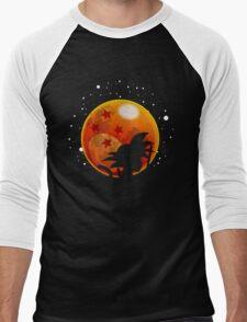 The Moon Child Men's Baseball ¾ T-Shirt