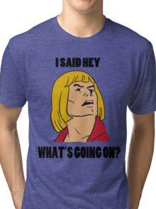 He-Man Tri-blend T-Shirt
