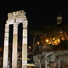 Rome by night by Ben Fatma Marc