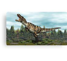 Tyrannosaurs Canvas Print