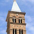 Santa Maria Maggiore, Roma by Ben Fatma Marc