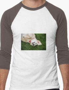 Smile for the Photographer!  Men's Baseball ¾ T-Shirt