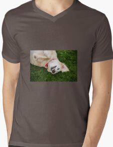 Smile for the Photographer!  Mens V-Neck T-Shirt